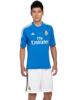 35ea0838a adidas Men s Real Madrid Third Jersey  Amazon.co.uk  Sports   Outdoors