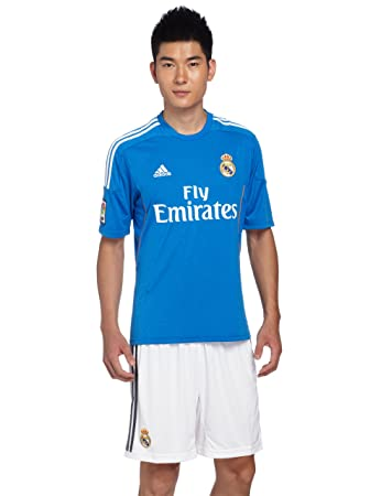 the latest 47c59 56200 adidas Real Madrid Football Shirt Second Team for Men
