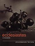 Ecclesiastes or, The Preacher (The Pocket Canons Bible Series)