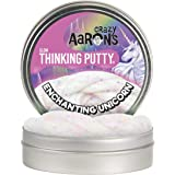 "Crazy Aaron's Enchanting Unicorn 4"" Tin Thinking Putty"