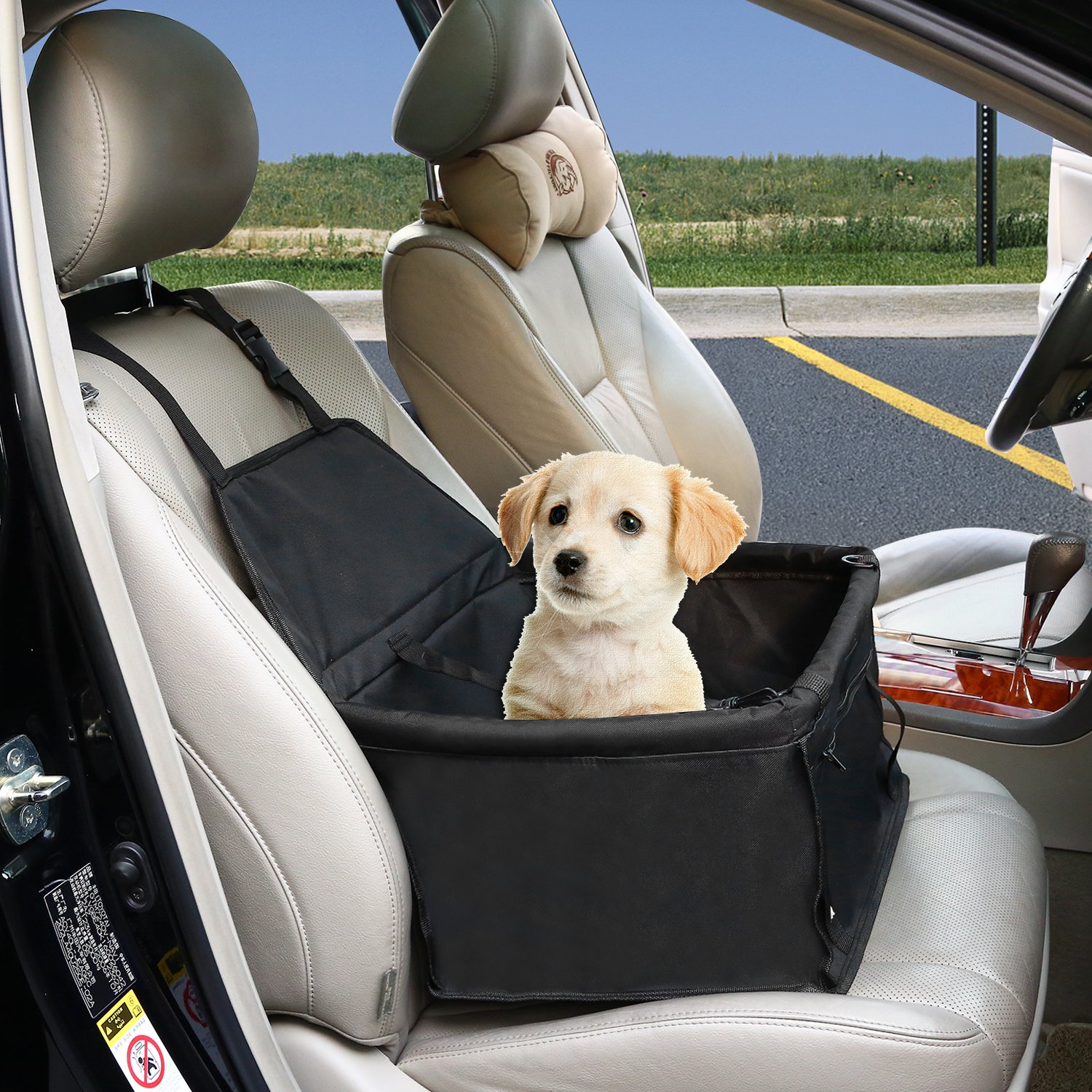 top seat dog options car hammock best reviewed