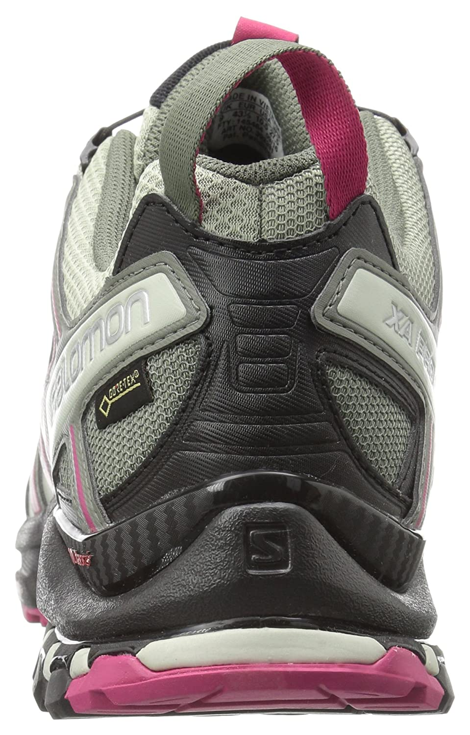 Salomon Women's W Xa Pro 3D GTX W Women's Trail Runner B01HD2RY6K 7.5 M US|Shadow e240ae