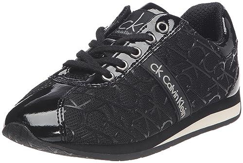 28 Klein Unisex Calvin Fergie Sneaker nero Nero Amazon Bambino 0Bwq1Tw 3e74563c13a