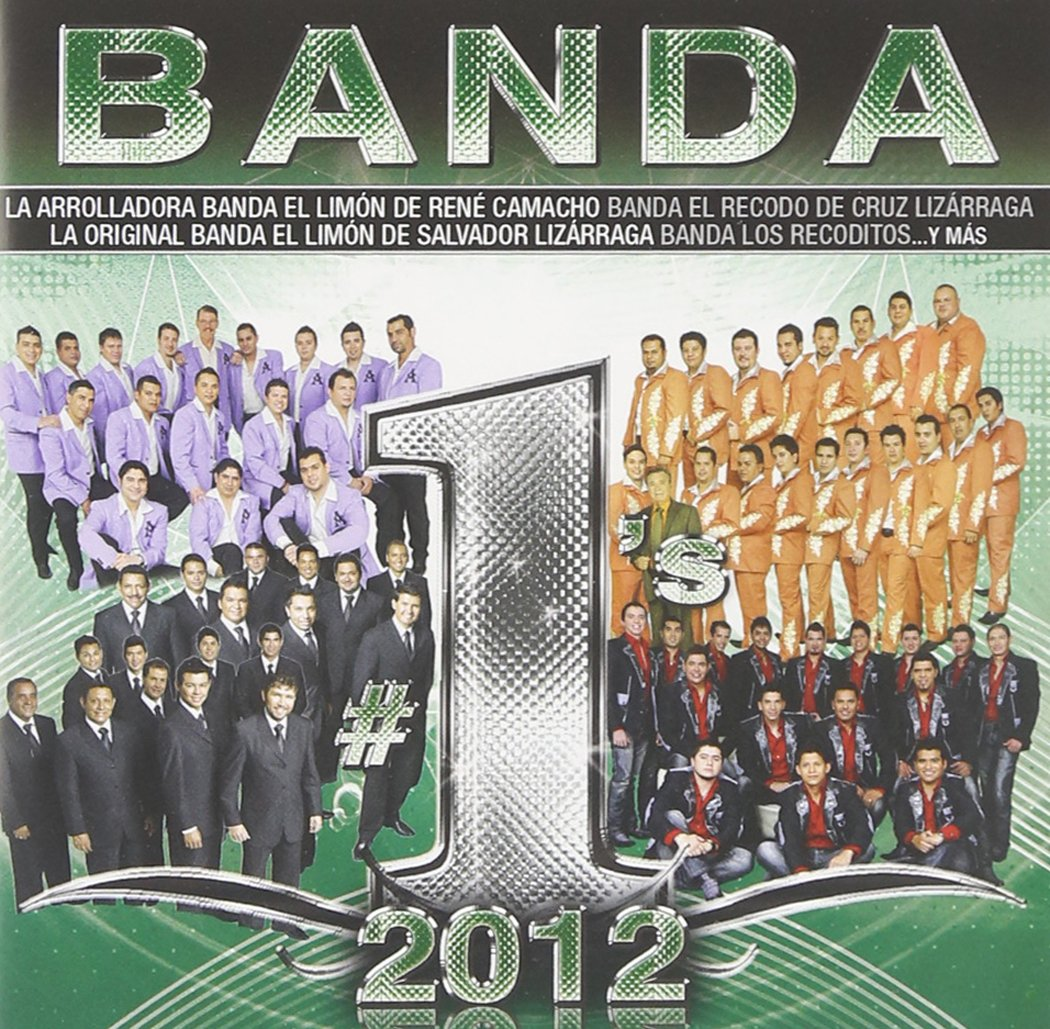 Banda Recommendation Translated #1's 2012