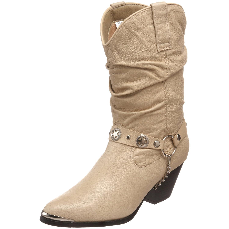 Dingo Women's Olivia Slouch Boot B000ATFTRU 10 B(M) US|Tan