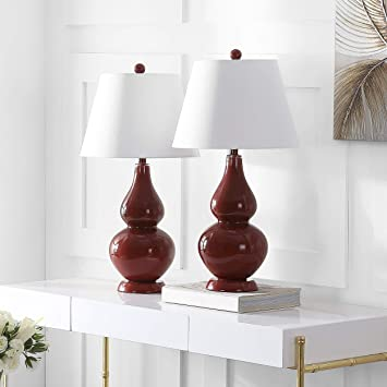 Amazon.com: Safavieh Lighting Collection lámpara para ...