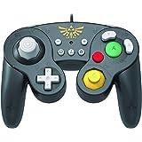 HORI Battle Pad Gamecube Style Controller - Zelda Edition for Nintendo Switch