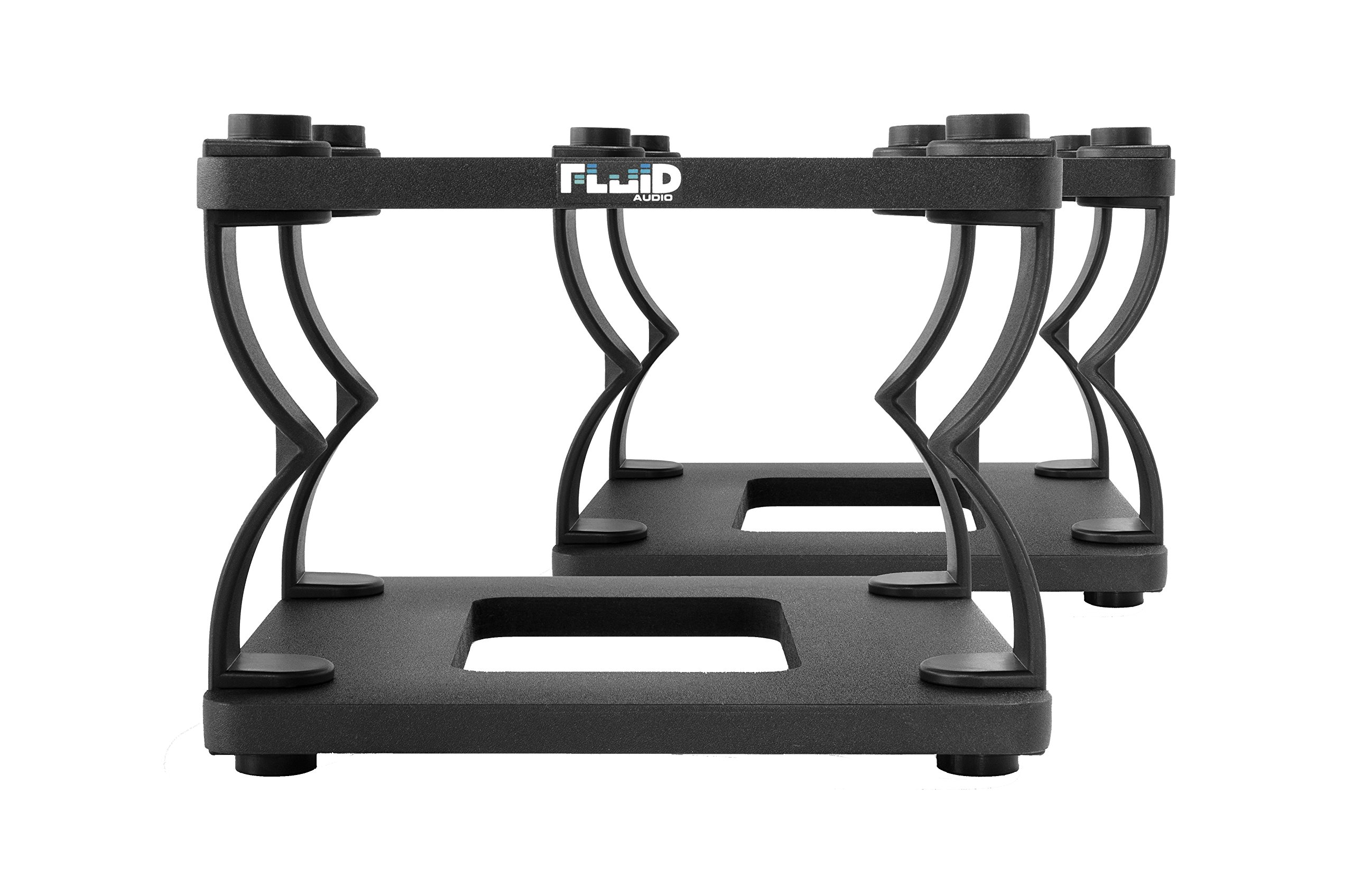 Fluid Audio, FA-DS8, Fluid Audio DS8 Desktop Stand (Pair)