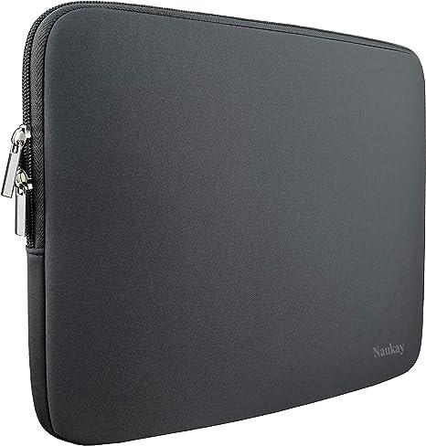 Amazon.com: Funda para portátil de 15 a 15,6 pulgadas, de ...