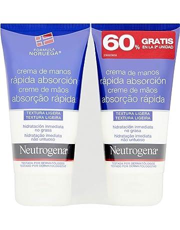 Neutrogena - Crema de Manos Rápida Absorción - 75 ml Duplo (2ª al 60%