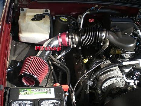 1998 suburban horsepower