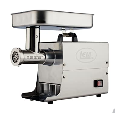 LEM Products 17771 Electric Meat Grinder