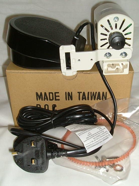 YDK BLB357 - Controlador de pie para máquina de Coser: Amazon.es ...