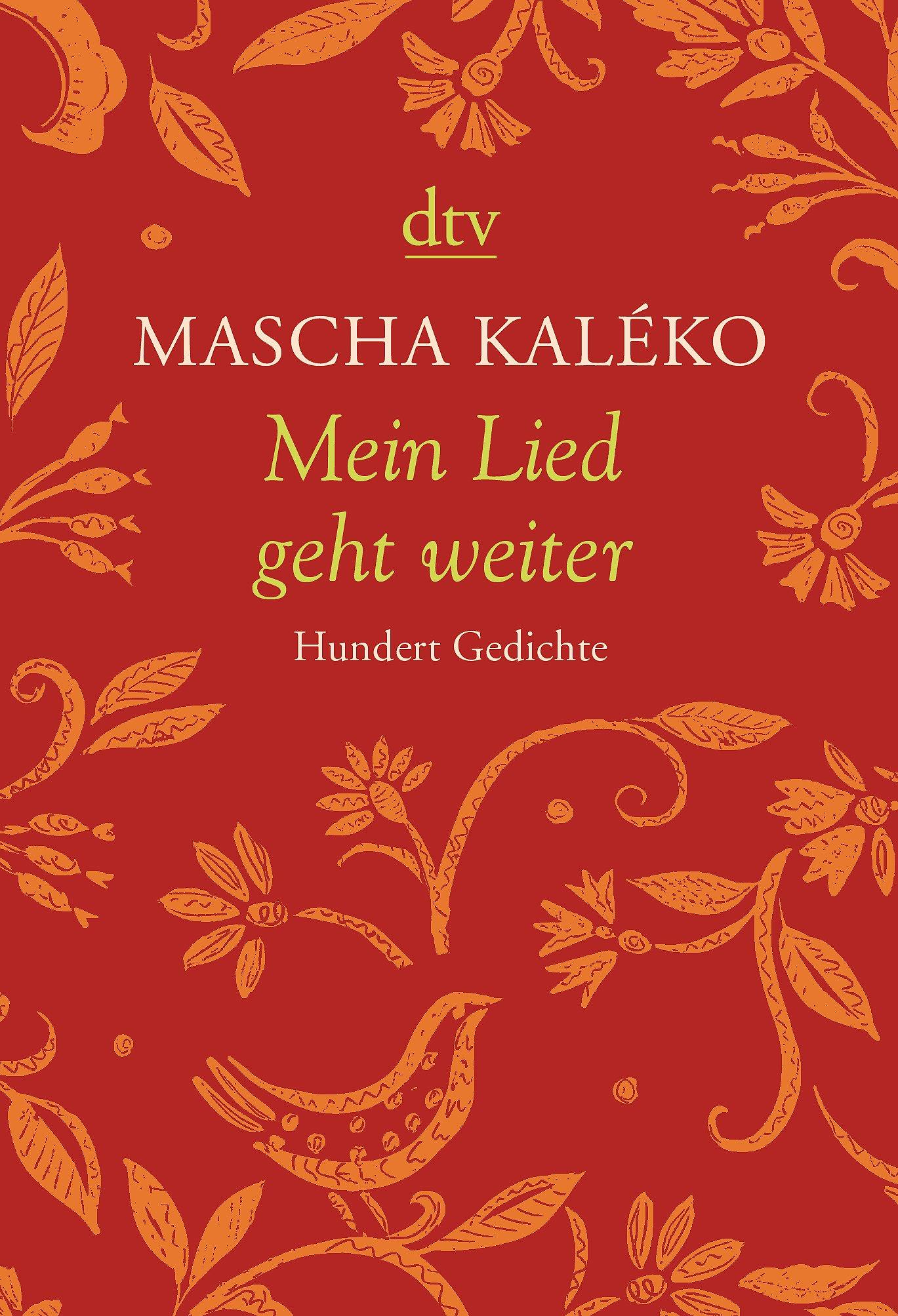 Mein Lied Geht Weiter Hundert Gedichte Amazonde Gisela