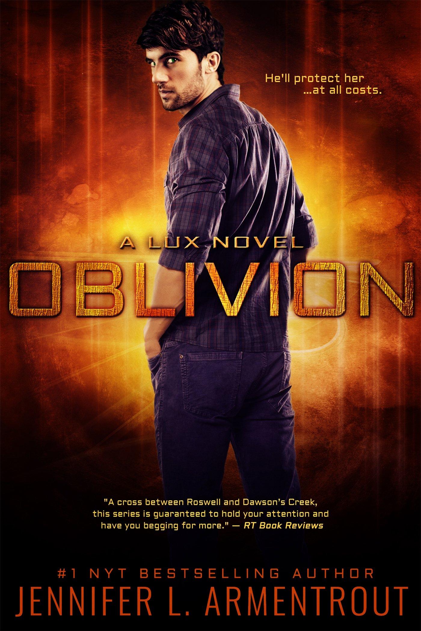Oblivion (Lux Novel)