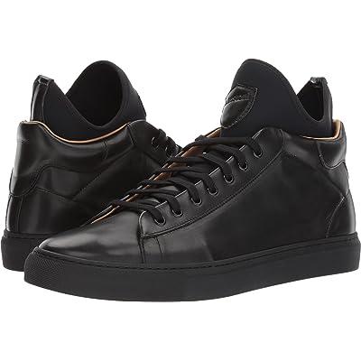 a. testoni Mens Mid Cut Sneaker