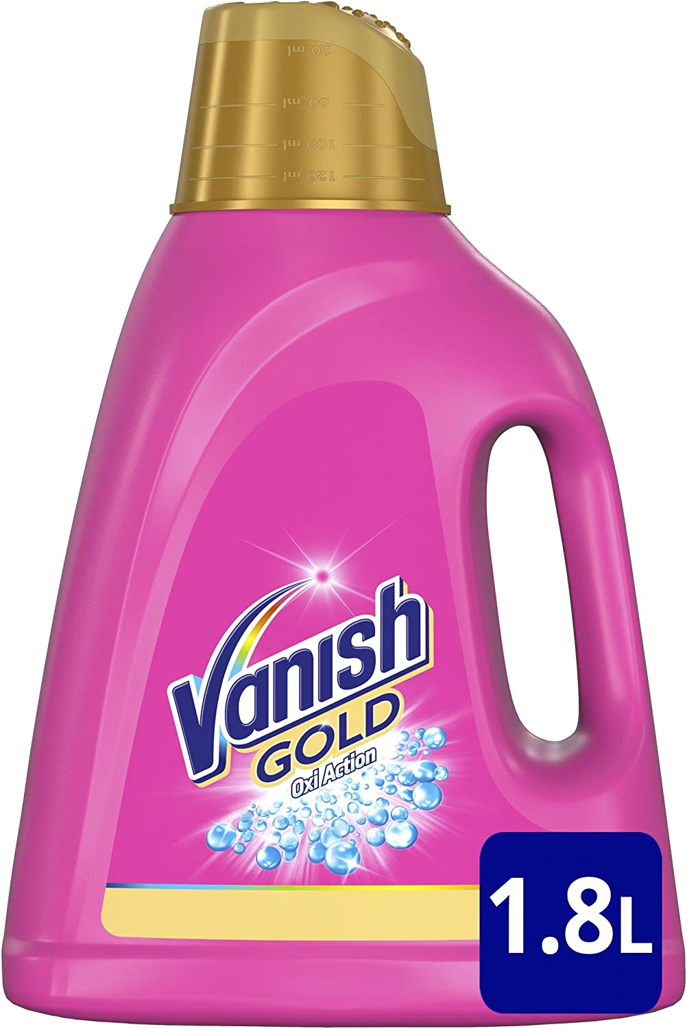 Vanish Gold Oxi Action Quitamanchas Gel - 1.88 L: Amazon.es: Salud ...