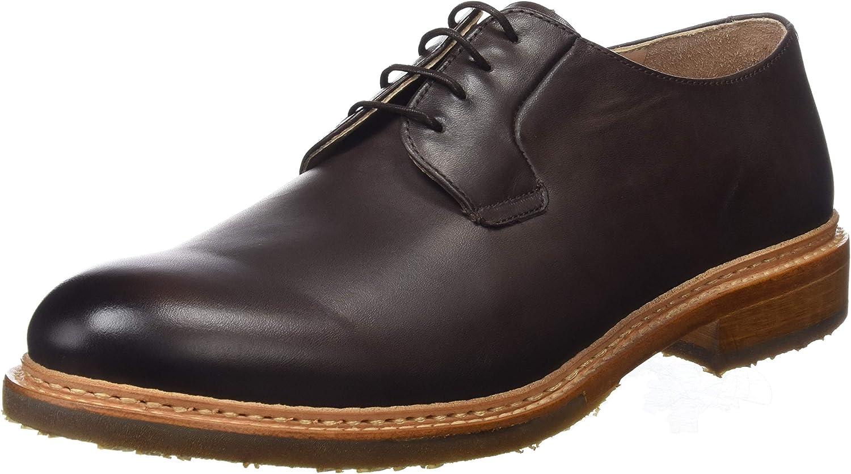 Neosens Restored Skin, Zapatos de Cordones Derby para Hombre