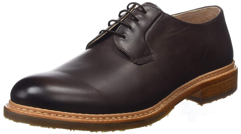 TALLA 42 EU. Neosens Restored Skin, Zapatos de Cordones Derby para Hombre