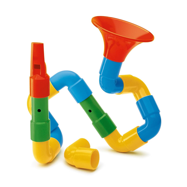 16 Piece Build Your Own Instrument Set 041703 B000FIZ8YA Quercetti Saxoflute