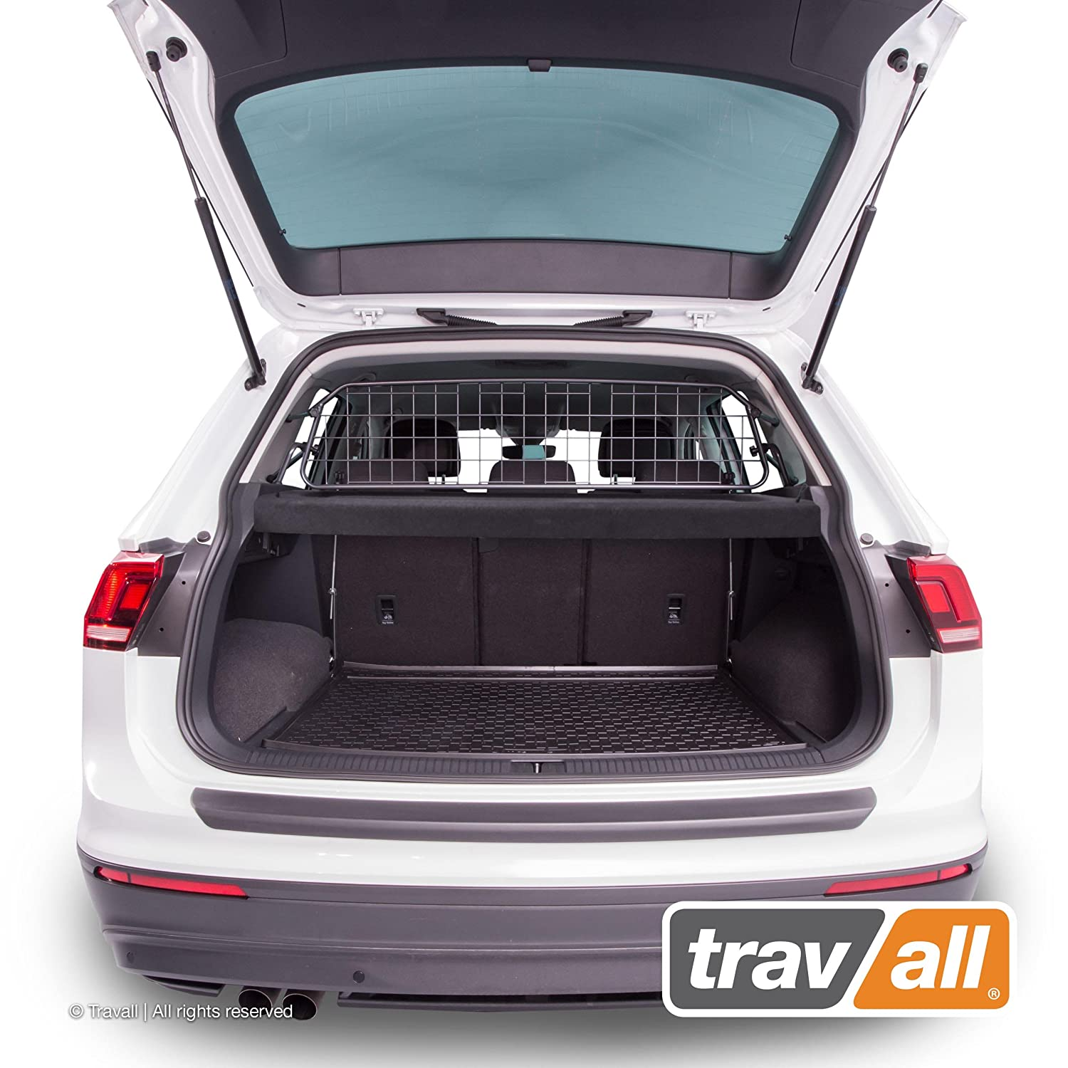 Travall Guard TDG1486 Vehicle-Specific Dog Guard
