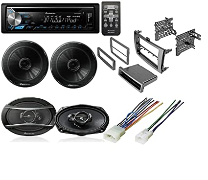 2009 corolla stereo kit