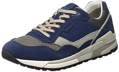 Geox Herren U Goomter C Low Top