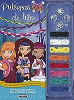 Pulseras De Hilo (Princesas