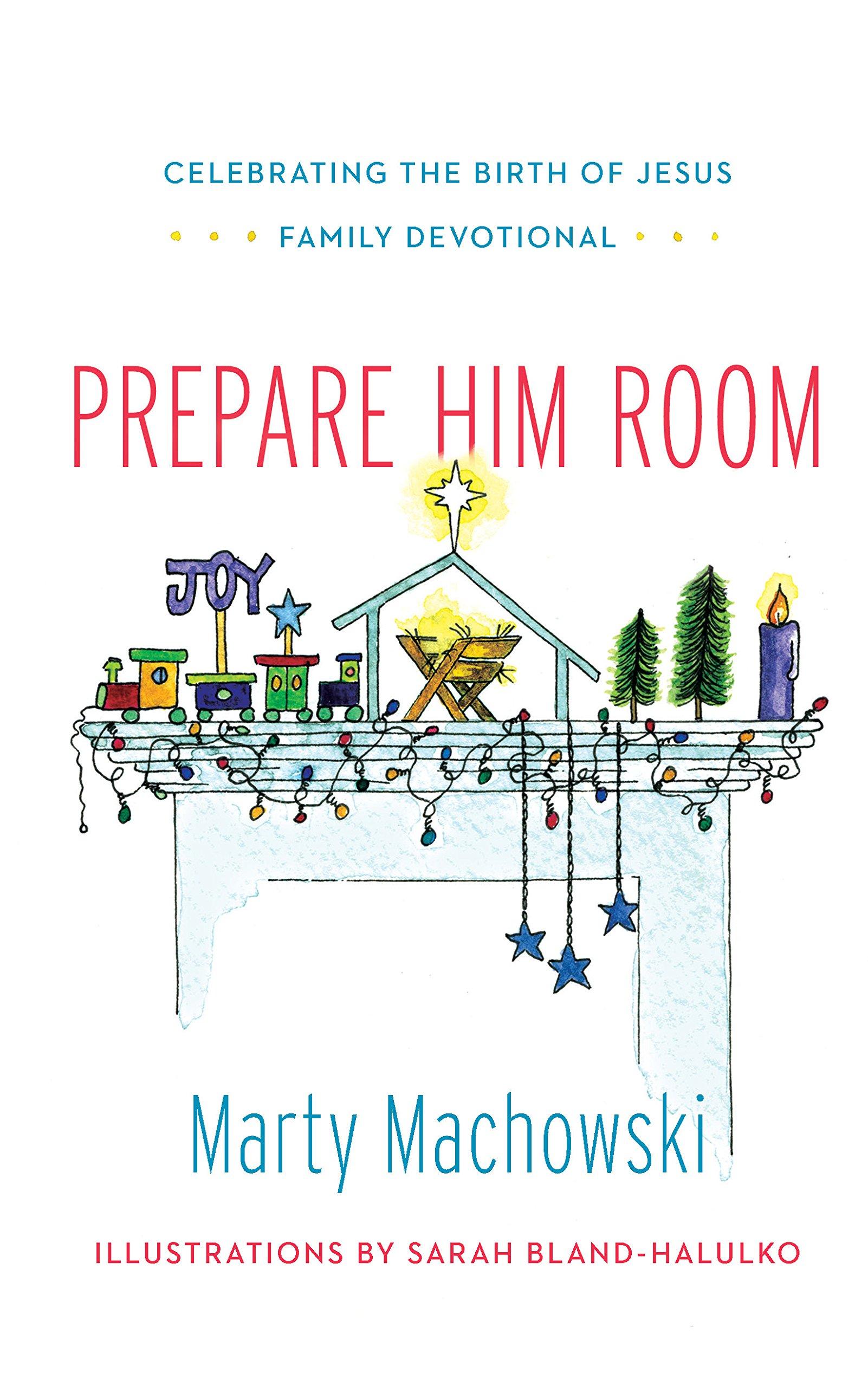 Prepare Him Room {A Devotional Review}