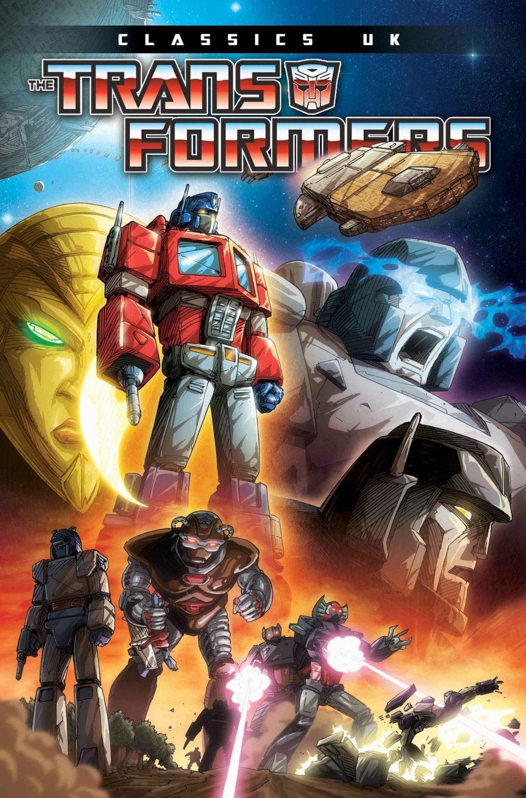 Read Online Transformers Classics UK Volume 1 ebook