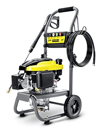 karcher g performance series gas power pressure washer psi gpm