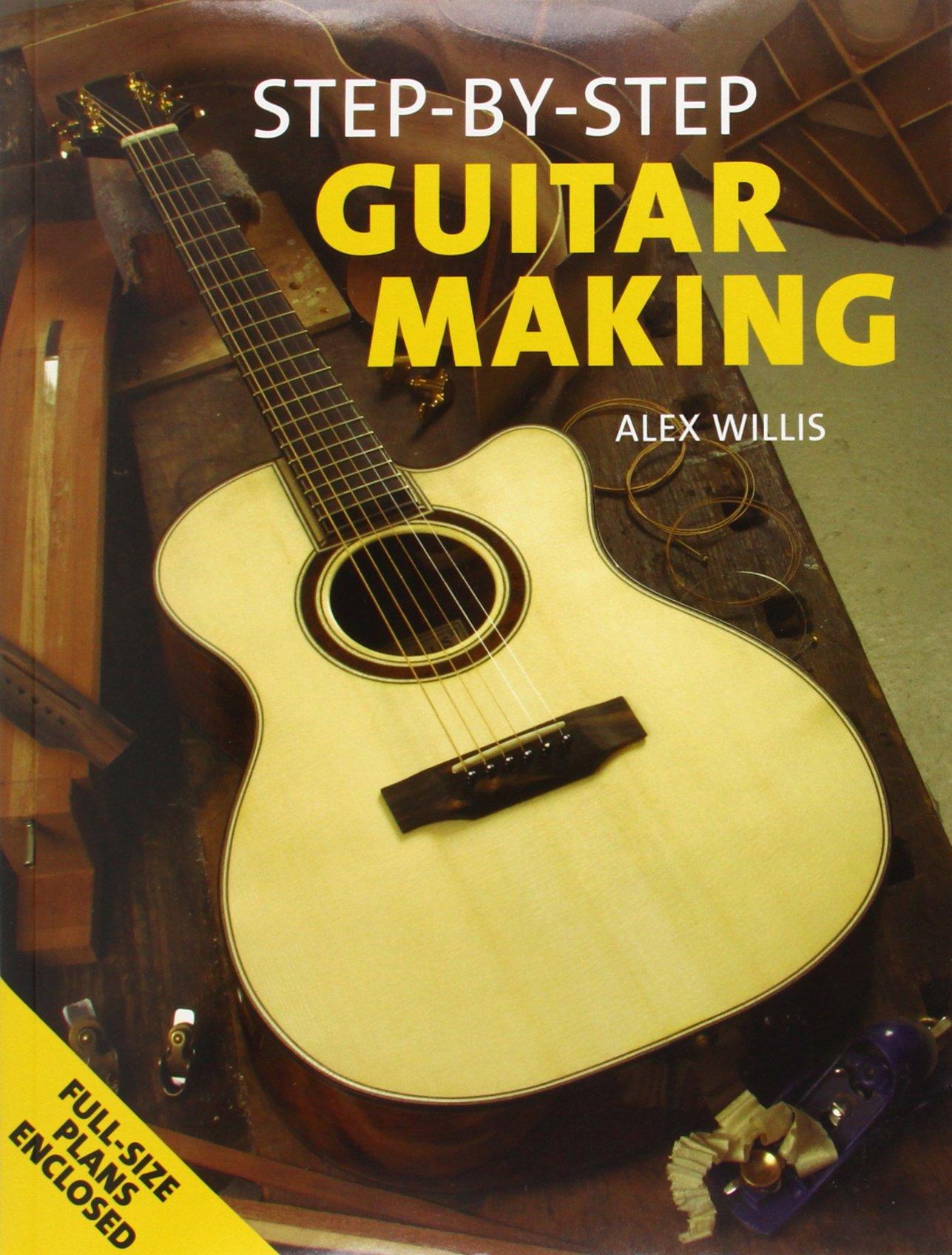 Step-By-Step Guitar Making