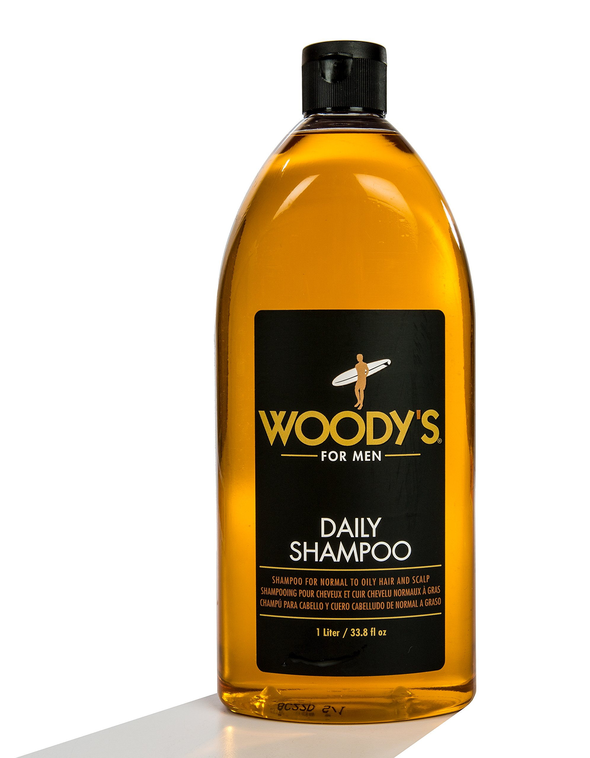 Woodys Daily Shampoo for Men, ...