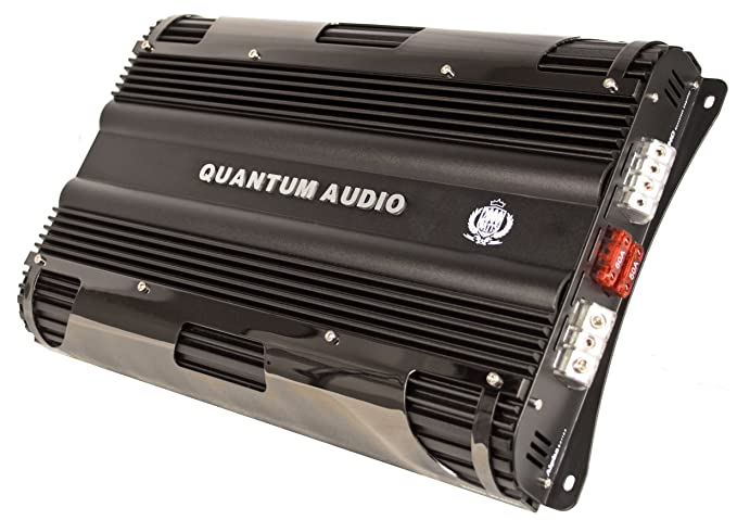 Quantum Alpha Series QA2000D 2000W 1 Ohm Mono Amplifier