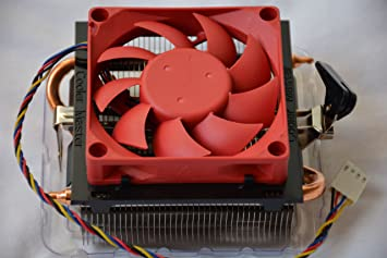 FM1 AM2+ AM3+ AMD FX Copper Heatsink Fan for CPU Processor Socket A for AM2