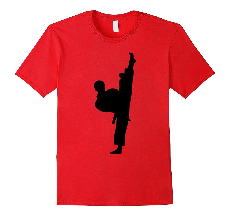 Taekwondo or Karate TSHIRTS FOR BOYS KIDS WOMAN kung fu-Vaci