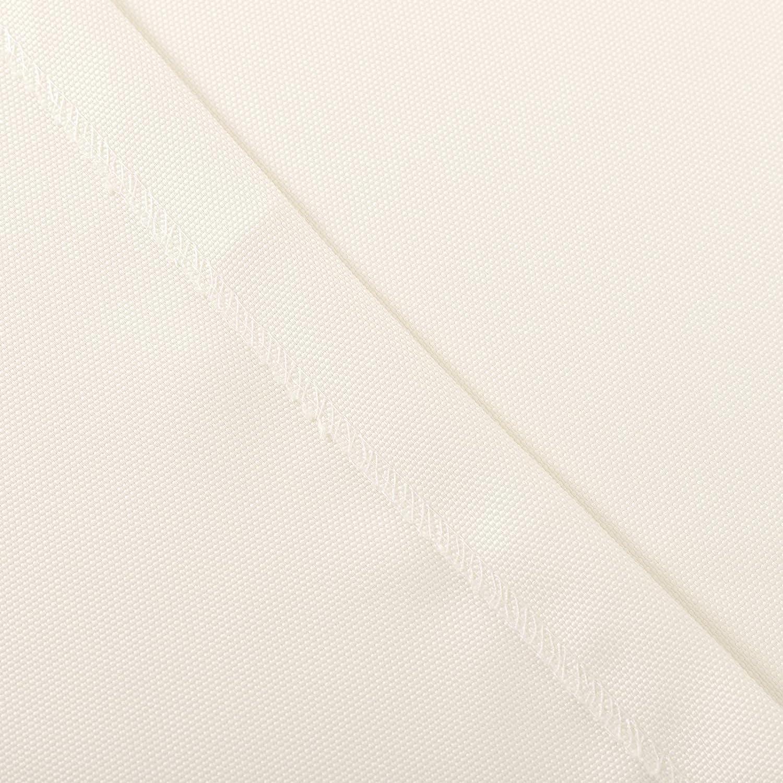 EUGAD 0233ZB Nappe de Table Lavable imperm/éable Tissu de Table Anti-Taches ind/échirable 130x160 cm Taupe