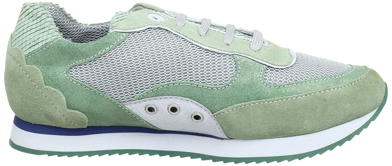Geox D ARCADIA A D32W3AS2288C3016, Sneaker donna, Verde (Grün (SAGE C3016)),  38: Amazon.it: Scarpe e borse