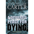 A Desperate Place for Dying: An Oregon Coast Mystery (Garrison Gage Series Book 2)