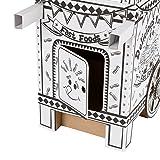 Fat Catalog ALT-ERU1001-SO Cardboard Coloring