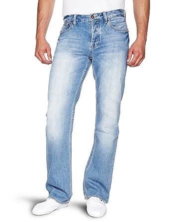 Quiksilver Buster luz Hielo Azul Relaxed - Pantalones ...