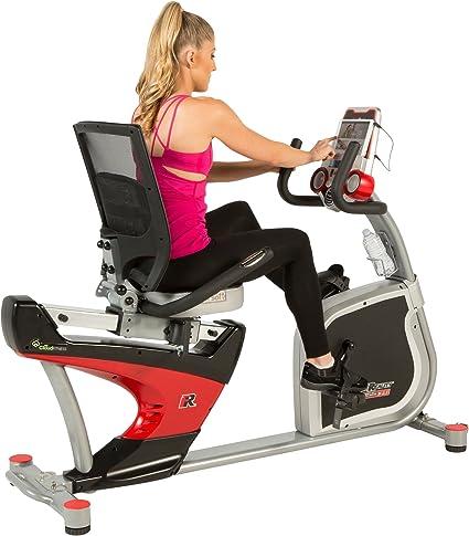 Fitness Realidad X-Class 410 reclinado bicicleta estática, aire ...