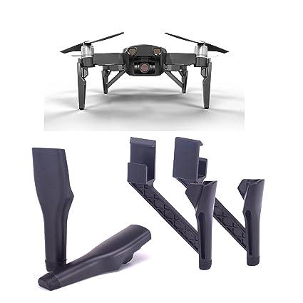 Amazon com: Zookyo DJI Mavic Air Landing Gear Leg Extenders