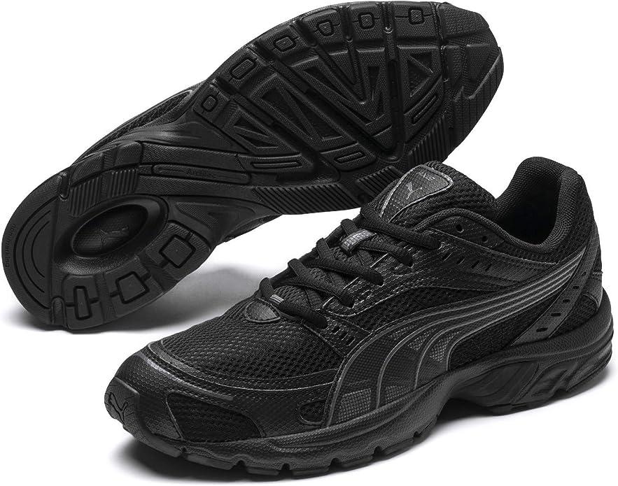 Puma Axis Sneakers Damen Herren Unisex Erwachsene Schwarz