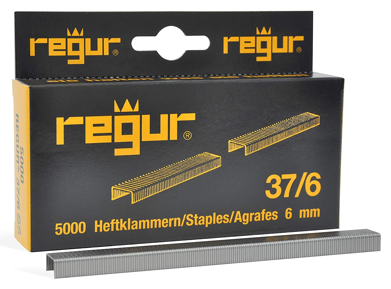 REGUR 37 Heftklammer 37//4 mm 5.000 St/ück