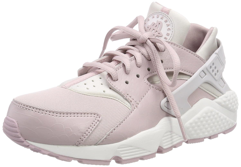 Nike Wmns Air Huarache Run, Zapatillas de Running para Mujer 38 EU|Rosa (Vast Grey/Particle Rose-summit White 029)