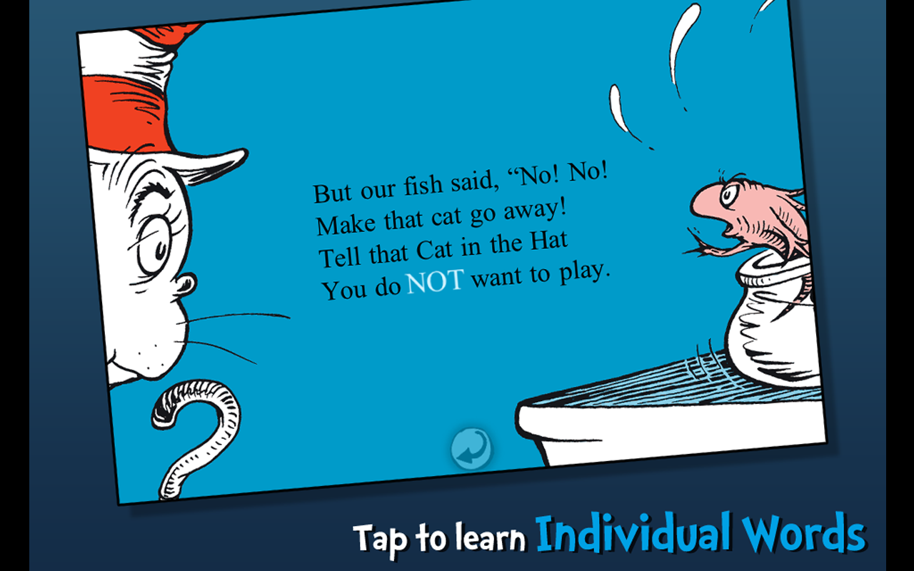 Amazon.com: The Cat in the Hat - Dr. Seuss: Appstore for Android