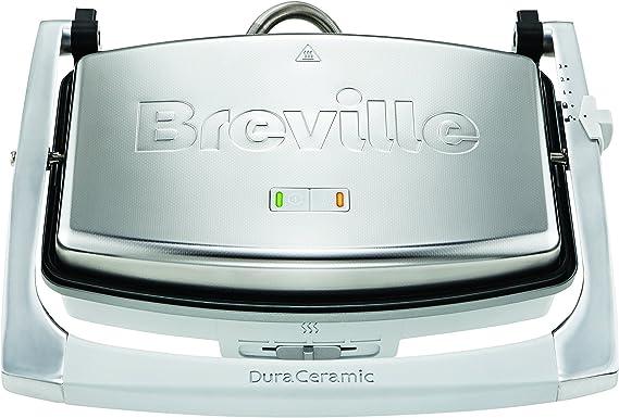 Breville DuraCeramic VST071X Sandwichera de tamaño