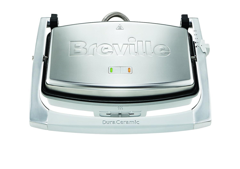 Breville-VST071X-01-Appareil à Sandwichs avec revêtement DuraCeramic 1000 W