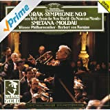 "Dvorák: Symphony No.9 ""From the New World"" / Smetana: The Moldau"